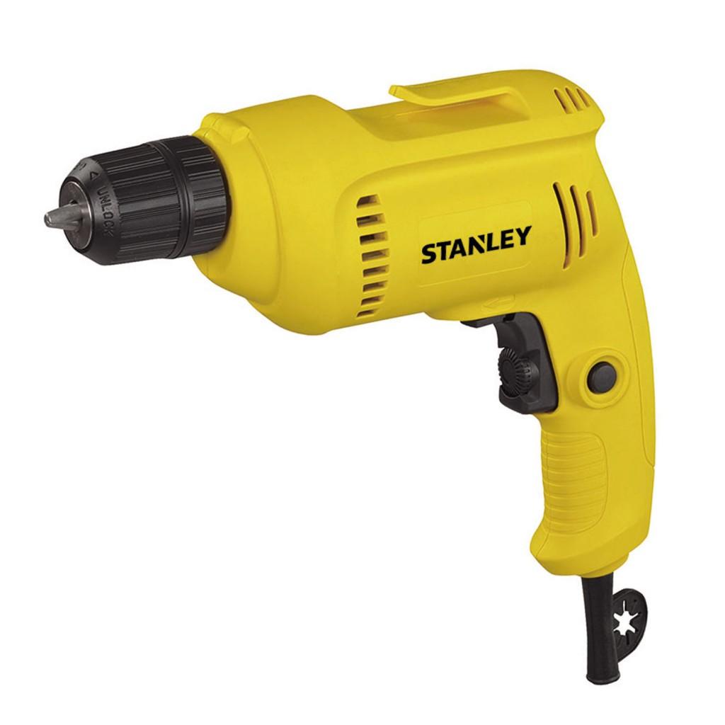 Stanley Drill Machine 10mm Keyless 550w Stdr5510c