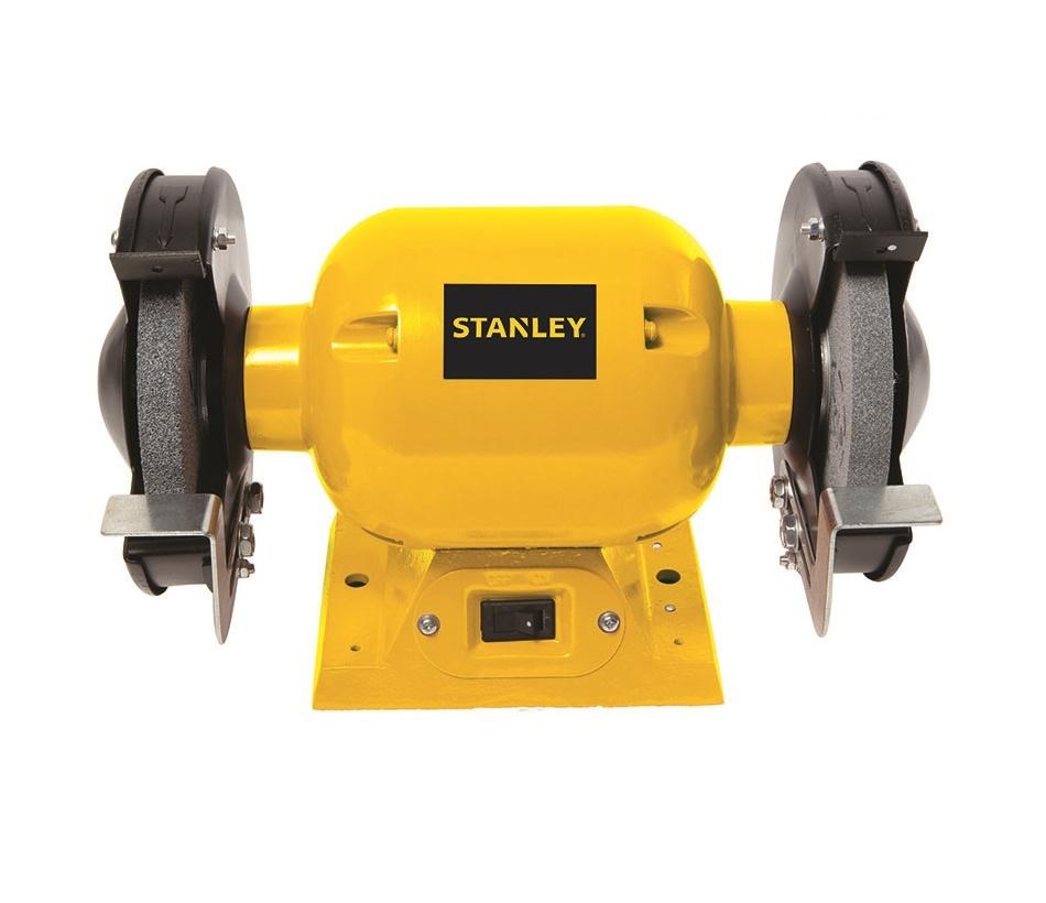 Stanley Bench Grinder 373w 152mm 6 Stgb3715 Universal